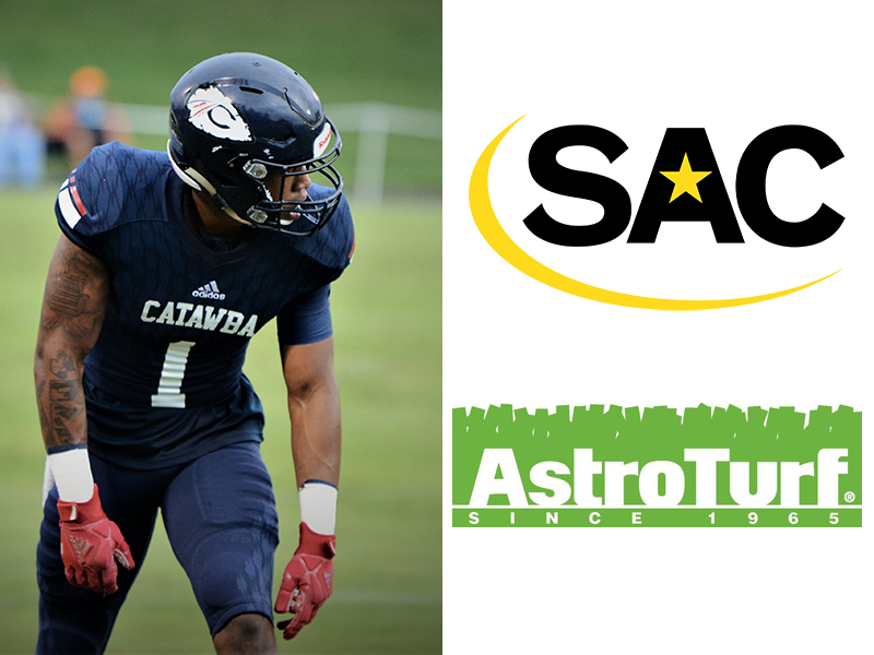 Mobley Earns Sac Football Offensive Player Of Week Honors