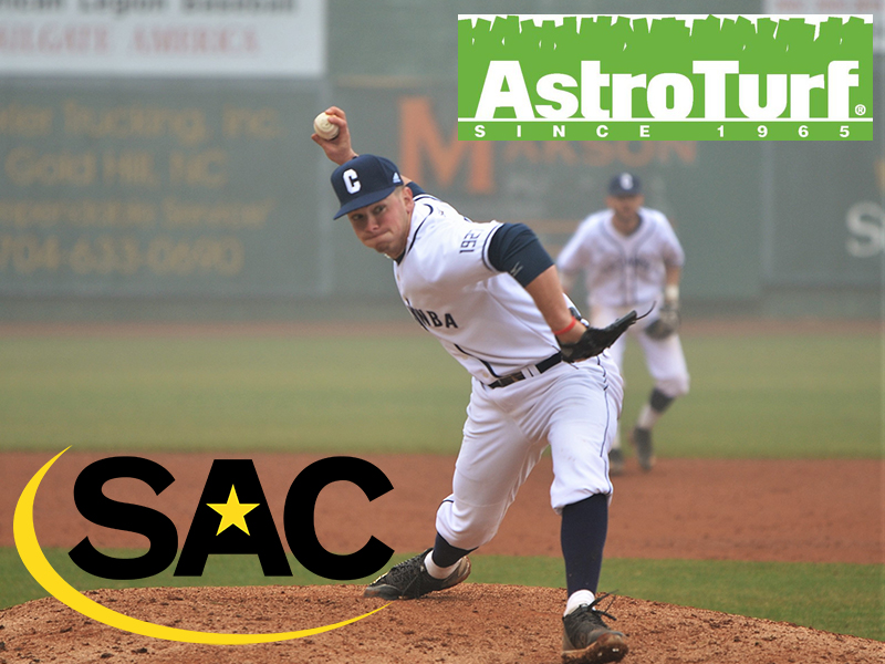 Laxton Claims SAC AstroTurf Pitcher Of The Week Honors