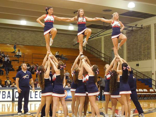 f73869af7e87 2019-2020 Cheerleading Clinic   Tryouts