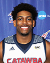 Basketball (M): Terrence Whitfield