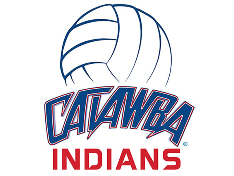 CataawbaVolleyballLogo