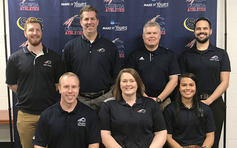 Athletic Training Staff