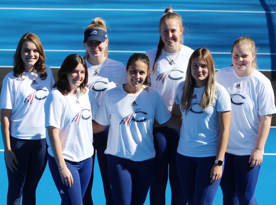 Tennis (W) Team Photo